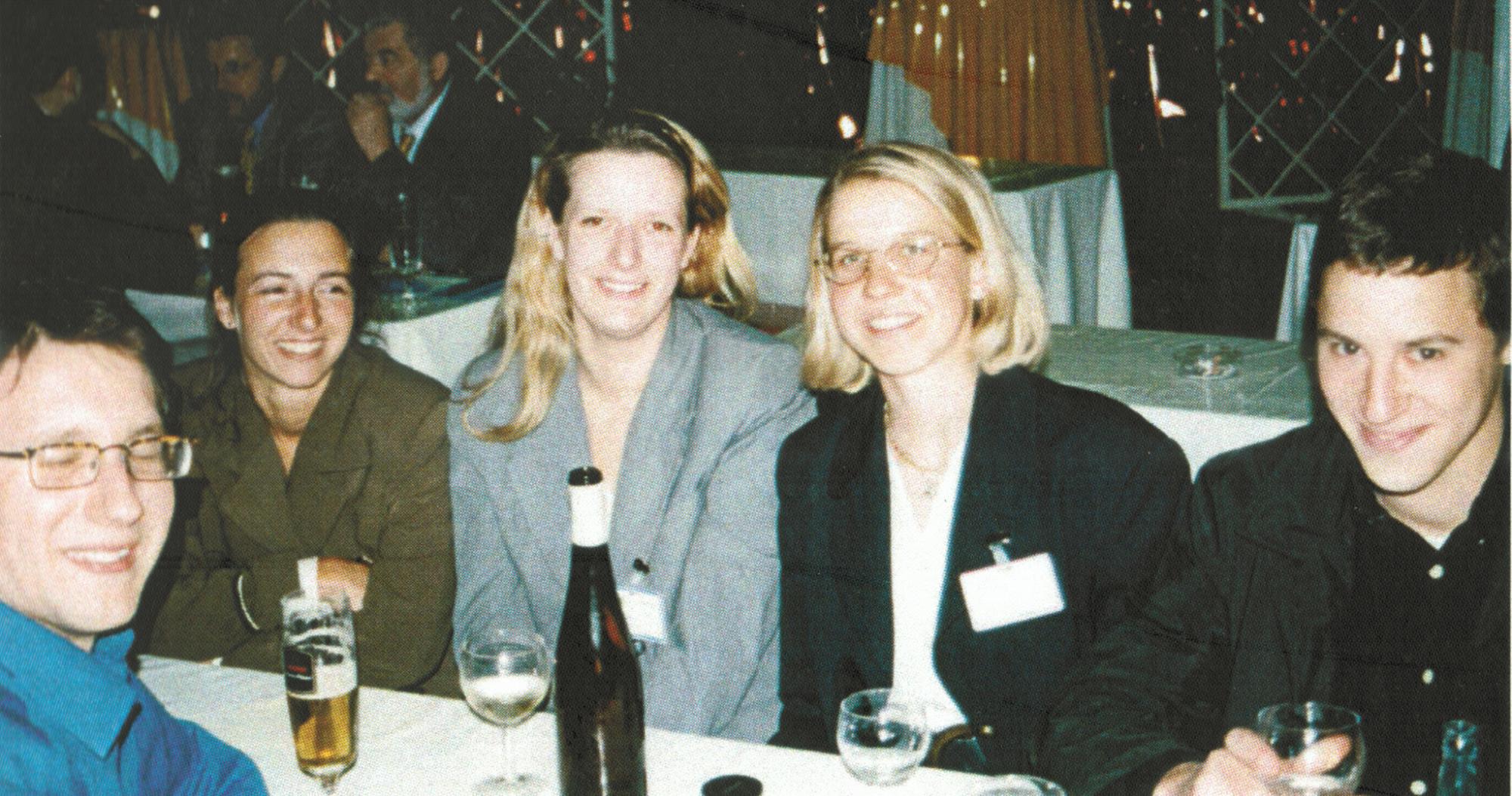 Bundesvorstand 1997_1