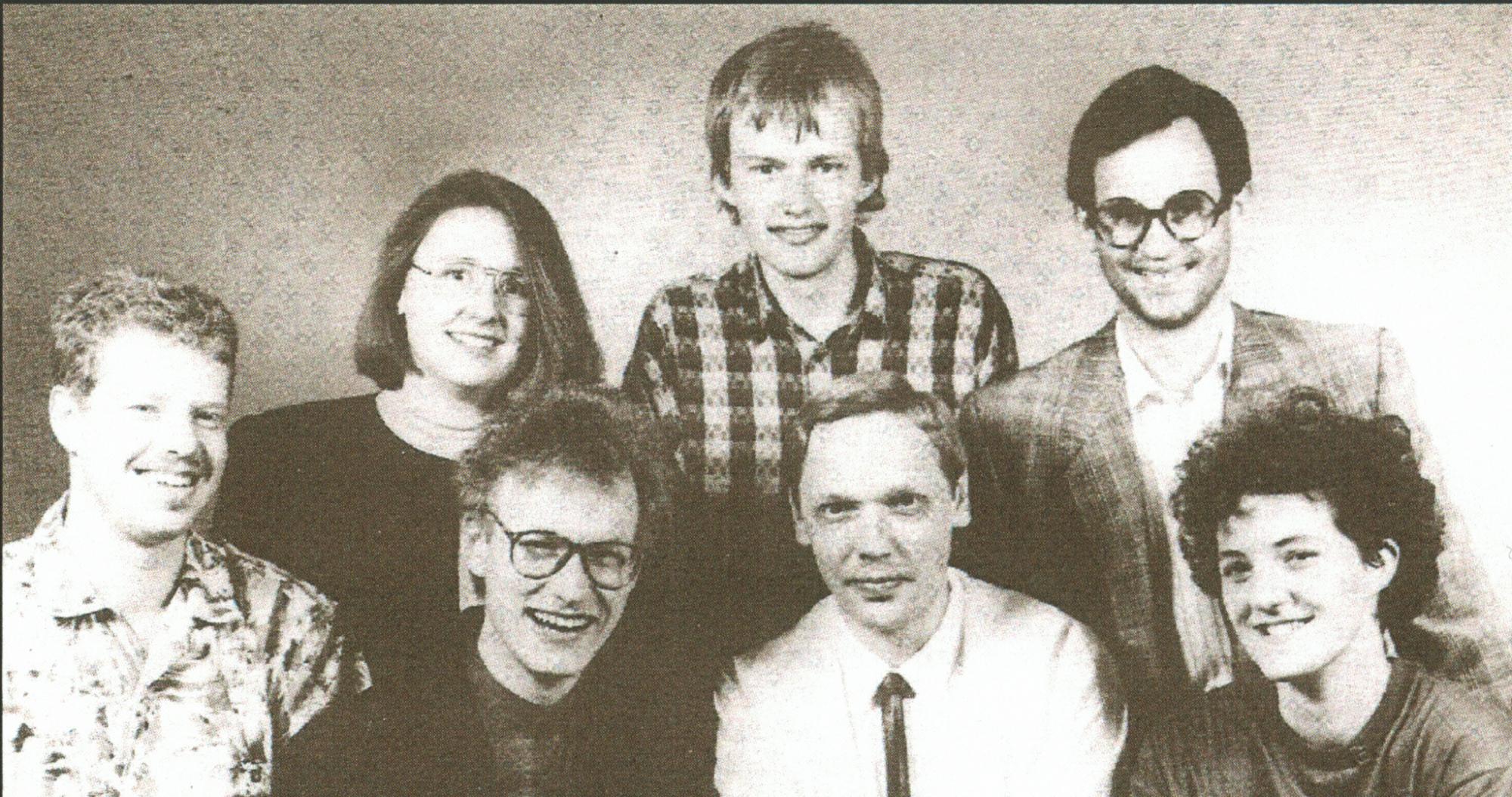 Bundesvorstand 1990