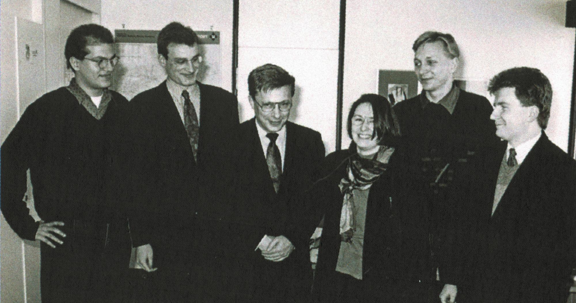 Bundesvorstand 1991