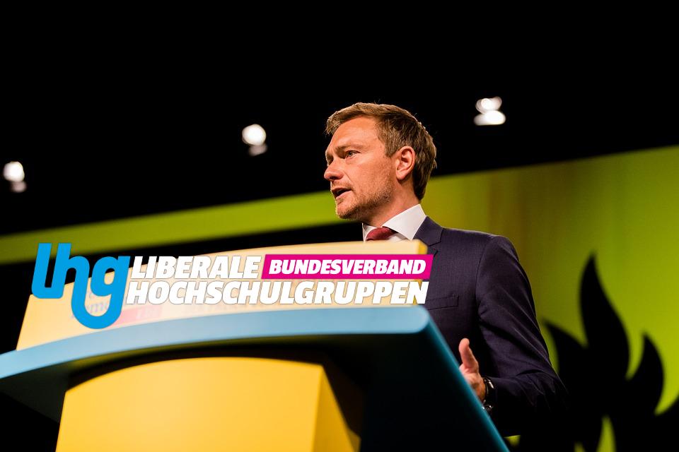 Eklat bei Lindner-Auftritt in Bochum – LHG mahnt